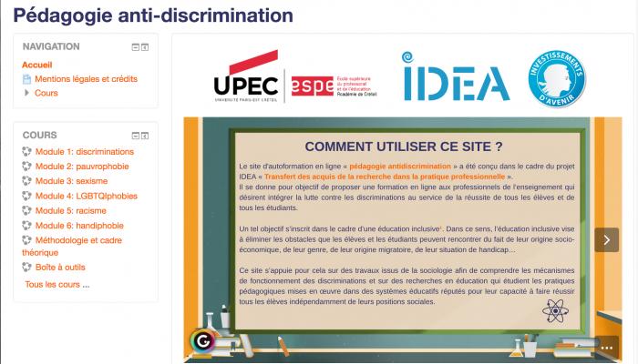 82141be5a07 Pédagogie anti-discrimination - Rezoee